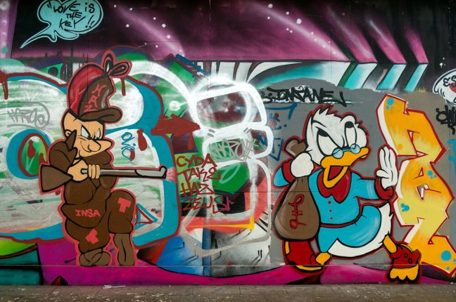 Elmer Fudd & Donald Duck - Haz