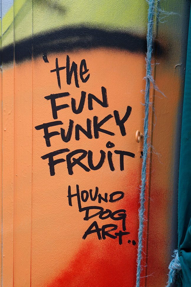 Hound Dog Art - Croydon Fruit & Veg