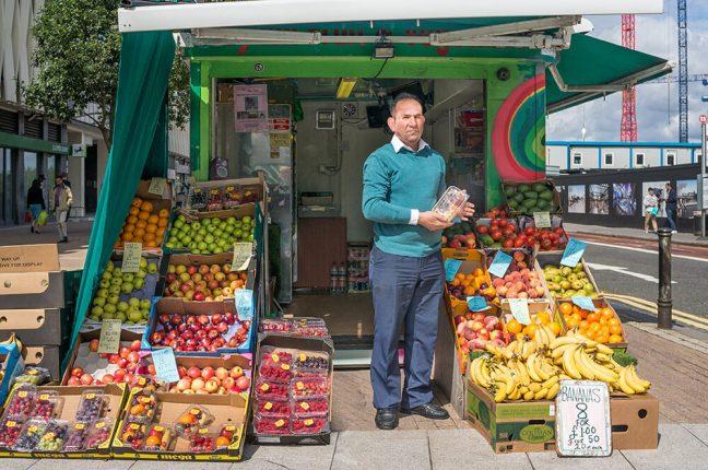 Jay - Croydon Fruit & Veg
