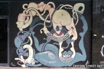 Enrico Cornuda - Completed Mural