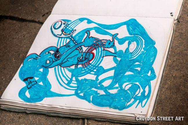 Enrico Cornuda - Sketchbook