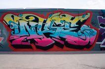 Legal Graffiti Wall - Inkie