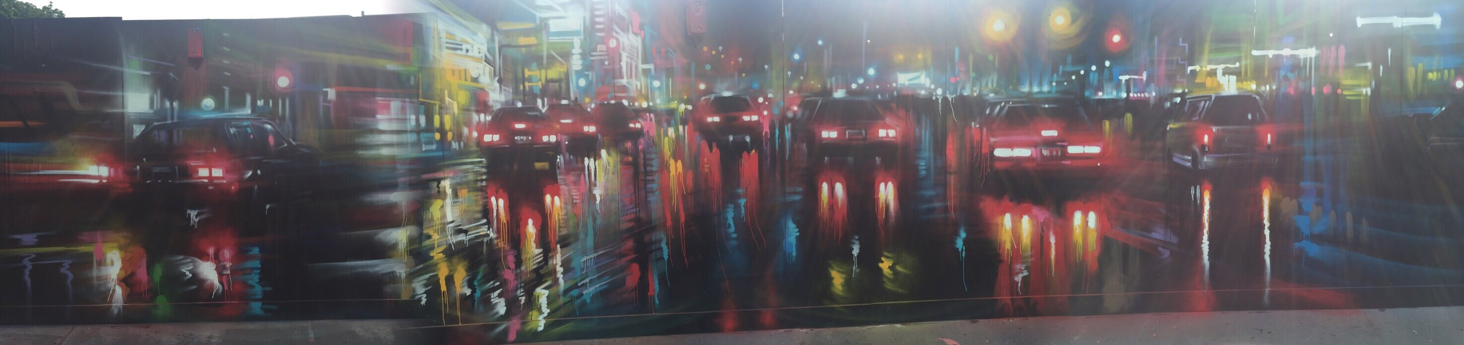 Urban Lights Kitchener New Dan Kitchener Work Croydon Street Art