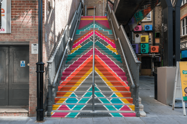 Art+Believe Surrey Street Market